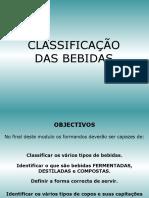 Classificação das Bebidas - 2008.ppt