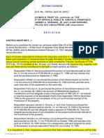 Home Bankers Savings Trust Co. v. CA