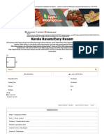 Kerala Rasam_Easy Rasam – Uppumaanga