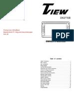 D62TSB Manual