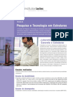 DPEC Laboratorio de Concreto e Estruturas