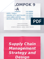 10. Supply Chain Management Strategy and Design