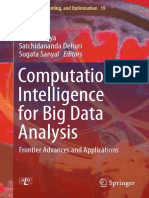 (Adaptation, Learning, And Optimization 19) D.P. Acharjya, Satchidananda Dehuri, Sugata Sanyal (Eds.)-Computational Intelligence for Big Data Analysis_ Frontier Advances and Applications-Springer Inte