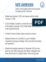 Allstate Overview