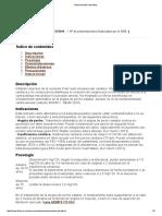 Medicamento Ivabradina 2014