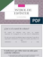 1 Control de Esfínter (Presentación)