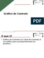 Construção de Gráfico de Controle e Farol