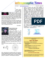 August 2013 Portland Branch Newsletter