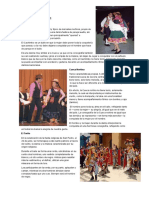 Bailes Tipicos de Chile