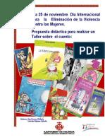 Guía Didáctica La Ratita Presumida