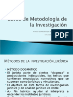 Curso de Metodologia de La Investigacion - Sergio Peña Neira