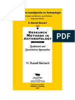 Análisis de Datos Cualitativos-metodos de Investigacion Antropologica