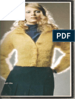 Knit Mohair Cardigan Pattern