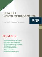 Expo de Retardo Mental