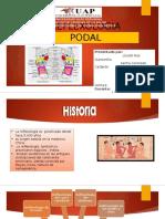 Reflexología-PODAL