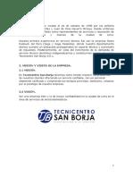 Objetivos General y Objetivos Especificos de Una Empresa.