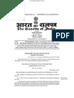 Benami Transactions (Prohibitions) Amendment Act, 2016