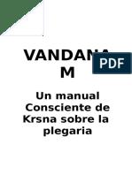 Vandana m