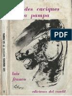 Franco - Los Grandes Caciques de La Pampa