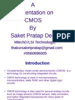 CMOS by Saket Pratap