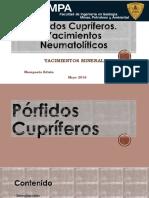Pórfidos Cupríferos