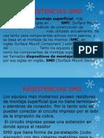 RESISTENCIAS SMD