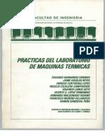 Practicas Del Laboratorio de Maquinas Termicas