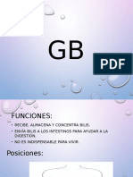 patologias gb