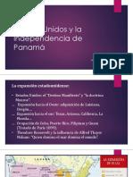 Unidad 6 EEUU y La Independencia de Panamá - Leidy Roldán Morales