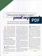 parent engagement