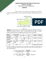 Statics Sheet 7 Ahmed