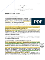 Stevens Privity LQR.pdf Copy