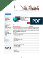 Prezentare Produs_ Notebook Asus 15.6 a540sa-Xx029d, 949.90 Ron