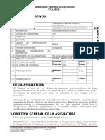 105 Syllabus Fundamentos de Diseño CalleMendoza AndreaPaola
