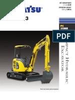 PC35MR- Service Manual