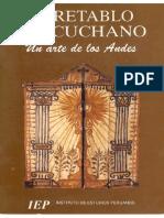 El retablo ayacuchano. Un arte de los andes