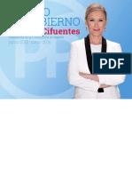 Un Año de Gobierno de Cristina Cifuente