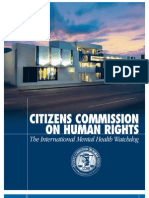 Citizens Commission on Human Rights (CCHR)