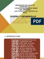 2. Diseño y Desarrollo