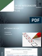 2° Taller de Integración de Materiales Didácticos.pptx