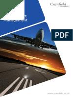 Air Transport Management Brochure