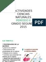 ACTIVIDADES NATURALES 2°.pptx