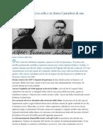 Franco Lo Piparo Gramsci in Cella e in Clinica I Paradossi Di Una Prigionia 30 05 2016