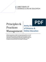 Principels Practices Management E-book