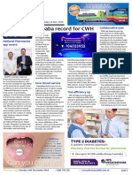 Pharmacy Daily for Mon 14 Nov 2016 - Alibaba record for CWH, Ley launches pharmacy diabetes trial, National Pharmacies app award, Weekly Comment and much more