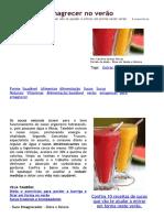 Sucos para emagrecer no verão.pdf