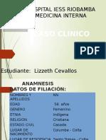 caso clinico estado hiperosmolar iperglicemico