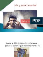 Epidemiología en Psiquiatría y Salud Mental