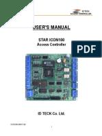 Hardware Manual V3.0_English(ICON100)
