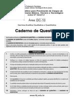 Prof. EBT.2013.Cad Questões DC-10